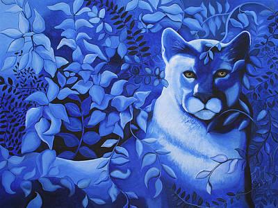 Cougar Original by Bonnie Kelso