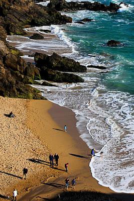Photograph - Coumeenole Beach by Noel O Neill