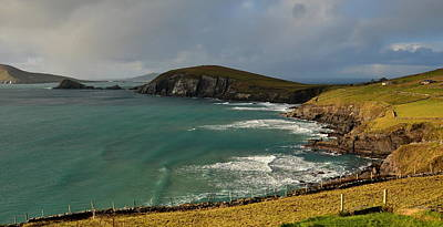 Photograph - Coumeenole Before The Rain by Barbara Walsh