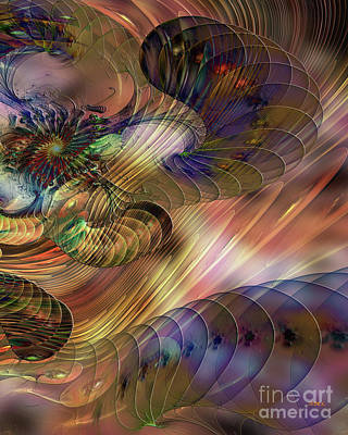 Digital Art - Counterpoint by John Beck