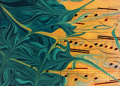 Digital Art - Counterpoint by Lon Chaffin