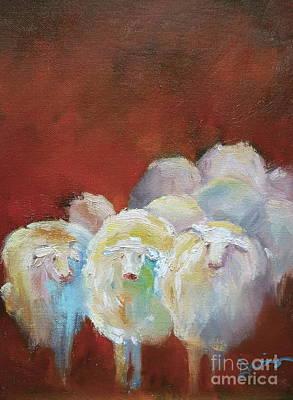Counting Sheep Original