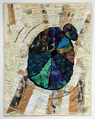 Mixed Media - Counting The Years by Martha Ressler