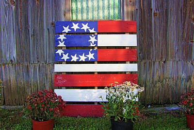 Country Americana # 2 Art Print