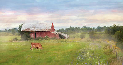 Photograph - Country Breakfast by Lori Deiter