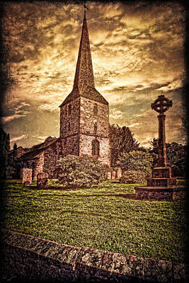 Photograph - Country Church by Chris Lord