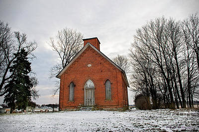 Photograph - Country Church by David Arment