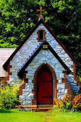Photograph - Country Church by Debra Kaye McKrill