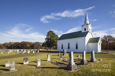 Photograph - Country Church by Dennis Hedberg
