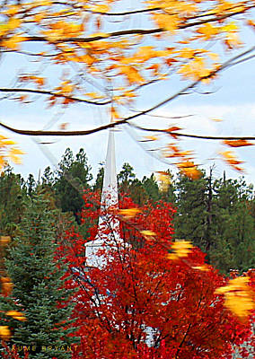 Photograph - Country Church by Kume Bryant