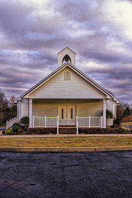 Photograph - Country Church by Patricia Cale