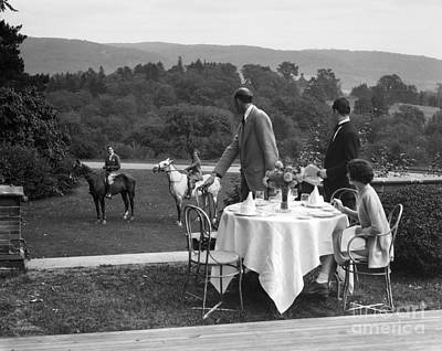 Country Club, C.1930s Art Print by H. Armstrong Roberts/ClassicStock