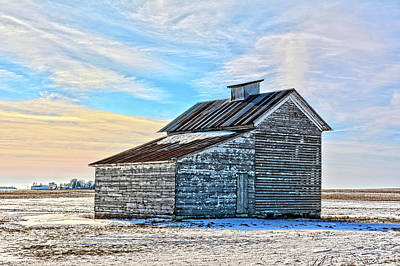 Photograph - Country Crib by Bonfire Photography