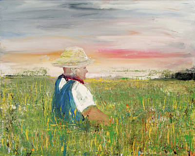 Painting - Country Dreams by Colleen Ranney