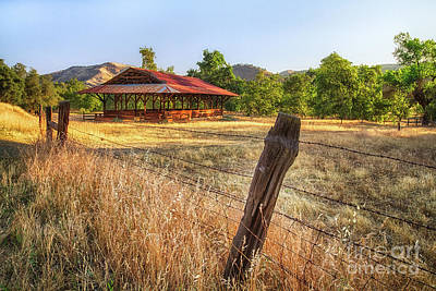 Photograph - Country Foothills 2 by Anthony Bonafede