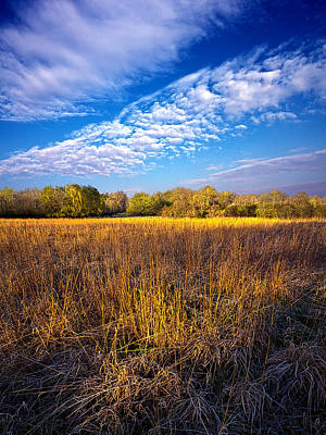 Fall Leaves Photograph - Country Fresh by Phil Koch