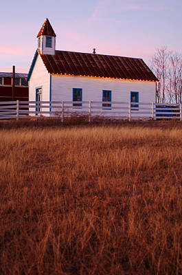 Photograph - Country House by Jill Reger
