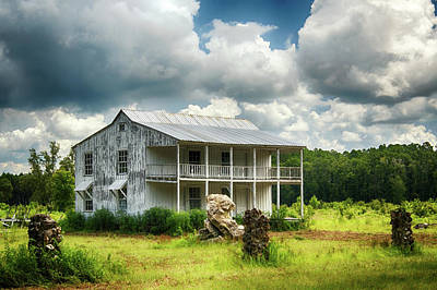 Photograph - Country House by Travis Rogers