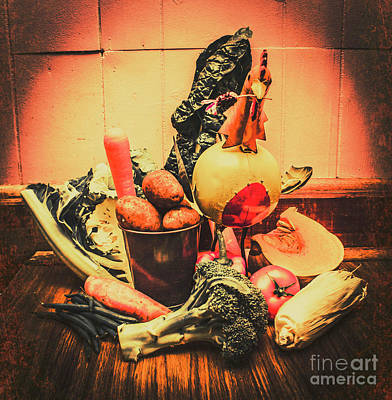 Variation Photograph - Country Kitchen Art by Jorgo Photography - Wall Art Gallery