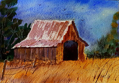 Painting - Country Life by Tom Conboy