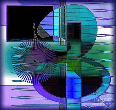 Digital Art - Country Music 2 by Iris Gelbart