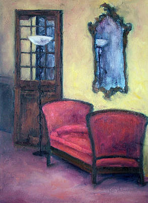 Painting - Country Parlor by Jill Musser