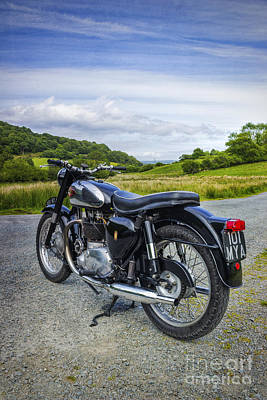 Photograph - Country Ride by Ian Mitchell