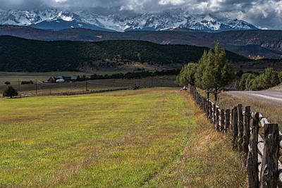 Photograph - Colorado Country by Chuck Jason