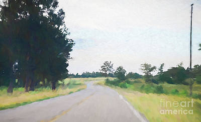 Photograph - Country Road by Andrea Anderegg