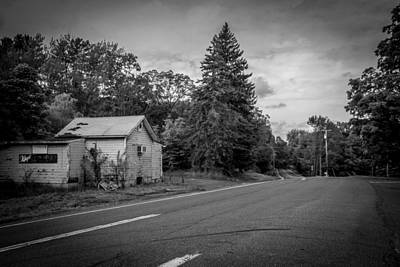 Photograph - Country Road  by Andrew Kazmierski