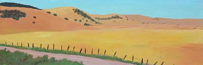 Country Road Art Print by Gary Coleman