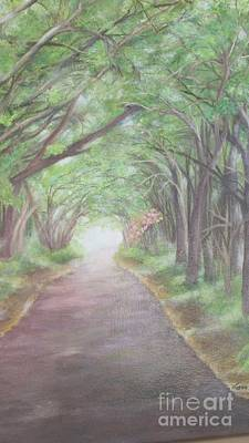 Country Road Art Print