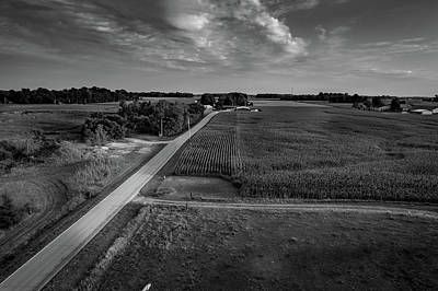 Photograph - Country Road by Nick Smith