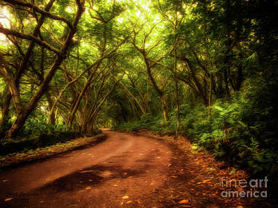 Photograph - Country Road, Take Me Home  ... by Chuck Caramella