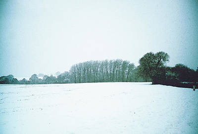 Photograph - Country Snow by Anne Kotan