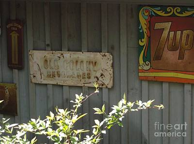 Photograph - Country Store by Donna Dixon