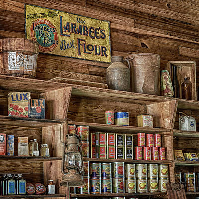 Country Store Photograph - Country Store by Stephen Stookey