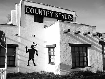 Photograph - Country Styles by Glenn McCarthy Art and Photography