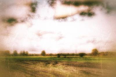 Photograph - Countryside Grunge by Isabella F Abbie Shores