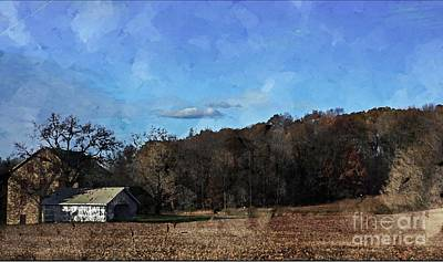 Photograph - Countryside by Marcia Lee Jones