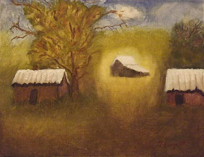 Painting - Countryside by Tim Longwell