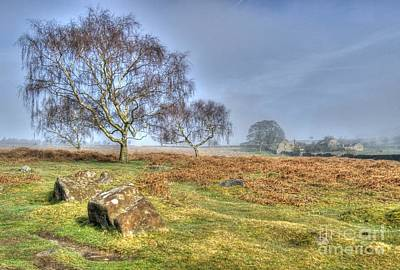 Photograph - Countryside Tranquility by David Birchall
