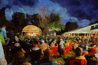 Little Mosters - County Fair by Theresa Campbell