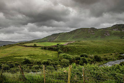 Photograph - County Kerry Countryside by Teresa Wilson