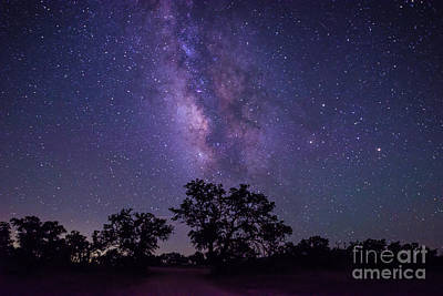 Milky Way Photograph - County Night Skys by Tod and Cynthia Grubbs