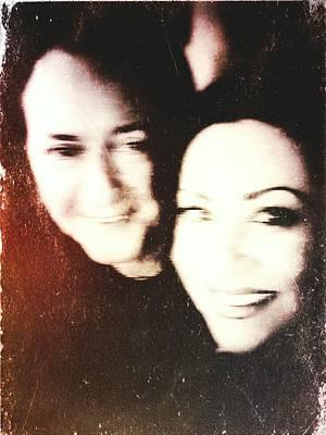 Photograph - Couple by Siegfried Ferlin