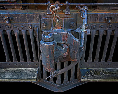 Photograph - Coupler by Murray Bloom