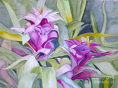 Cousin To Pineapple And Spanish Moss Original by Kathryn Launey