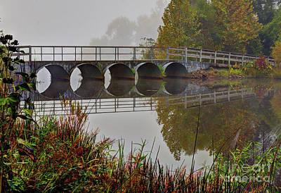 Photograph - Cove Lake by Douglas Stucky