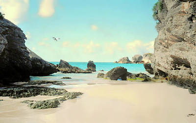 Photograph - Cove Of Paradise by Diana Angstadt